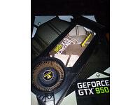 nVidia GTX950 2GB - Nearly New
