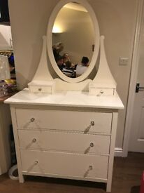 Ikea hemnes chest of drawers for sale