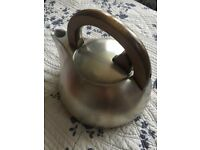 MOST BEAUTIFUL VINTAGE PICQUOT WARE - ENGLAND -K3 STOVE TOP KETTLE-REDUCED £400 TO £90 UNTIL 30 SEPT