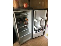 Hotpoint future silver/graphite tall larder fridge