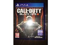 Ps4 game call of duty black ops 3