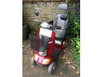 Mobility scooter Kymco Maxi 4U road legal