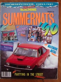 Street Machine / Summernats '90 (car magazine)