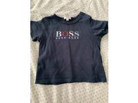 Boys T-shirts' 12-18 months