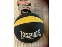 Lonsdale 5kg Medicine Ball