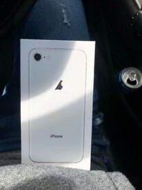 IPhone 8, new condition