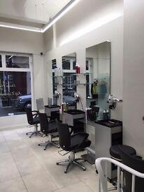 Hairdressing. Self-employed Mayfair