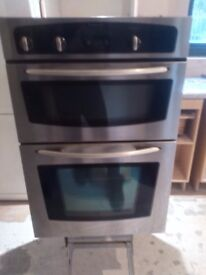 Electrolux EOD983X Built in Electric Double Oven & Grill