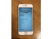 iPhone 6S - 16gb - Rose Gold - Unlocked - Mint Condition