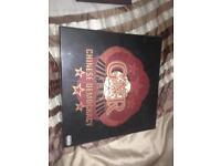 "Guns n' roses Chinese democracy box set, unopened, and super rare Chinese democracy 7"" vinyl single"