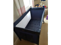 Baby Dan Cot Bed/Hardly Used