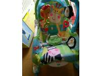 Rocking/baby bouncer chair, baby to toddler