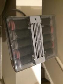 Heated Rollers