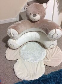 Mothercare Bears Sit Me Up Cosy
