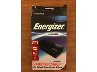 PORTABLE CHARGER ENERGIZER ULTIMATE 20000mAh