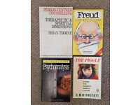 Counselling/Psychotherapy Books - USED £2