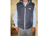Mens Superdry Gilet