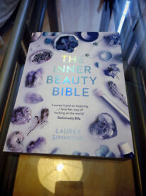 Book THE INNER BEAUTY BIBLE (Lifestyle / relaxation / craft / recipes) (Laurey Simmons)
