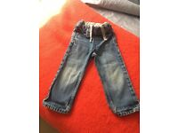 Baby Gap Boys Jeans Size 4