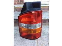 Transporter t5 rear light