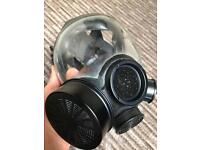 CS/CN Gas Masks