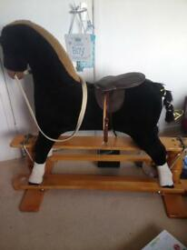 Large rocking horse need gone ASAP