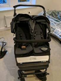 Mountain Buggy Duet 2 double pushchair
