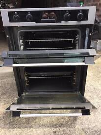 new electrolux double oven