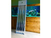 6 ft 4 x80w t5 light unit for grow plants or reef aquarium