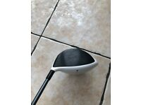Taylormade superfast burner driver.10.5 regular shaft with new grip.in really good condition.