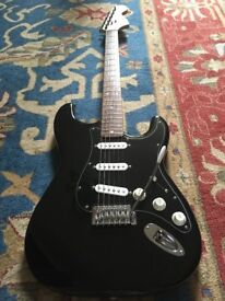Unbadged Affinity Series Squier Stratocaster