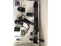 Camera and camera accessories