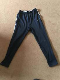 Nike youth tracksuit bottoms