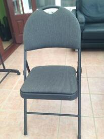 Comfy foldable chair