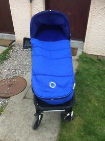 Bugaboo Cameleon and Carrycot