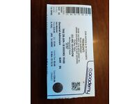 Tremonti Ticket