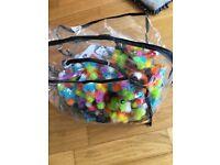 Large bag of bunchums