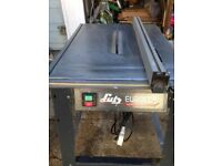 240 volt German table saw
