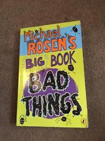 Big book of bad things