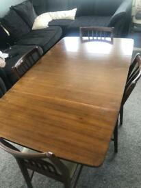 Table ansd Chairs