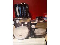 tommee tippee perfect prep / microwave steam steriliser