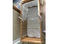 Rocking Crib for sale
