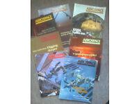 Aerospace America magazines
