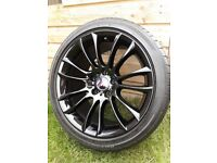 Alloy Wheel Refurbishment service from SUPERCHARGED