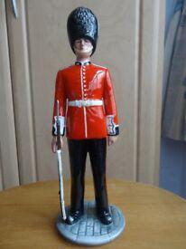 Royal Doulton Guardsman Figurine
