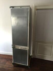 Integrated Zanussi Fridge Freezer - A rated
