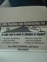 DMH Roofing and Contracting Ltd.