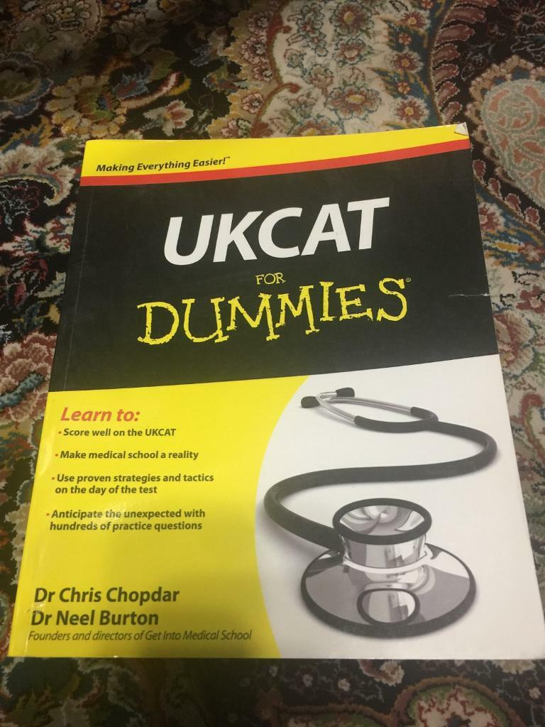UKCAT For Dummies book | in Coventry, West Midlands | Gumtree
