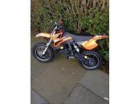 50cc dirt bikes NEW