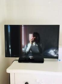 "Hitachi 24"" Smart Tv/DVD"